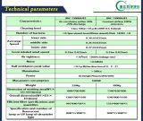 Klasse II Kabinet van de Veiligheid van de Uitlaat van 100% het Biologische (bhc-1300IIA/B3)