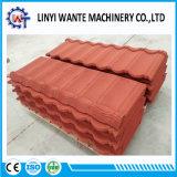 Tuile de toit en métal de prix concurrentiel de la Chine de Linyi Wante