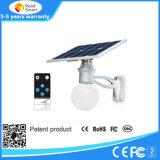 情報処理機能をもったシステムLED太陽庭ライトによって制御されるR25 8Wの庭ランプ