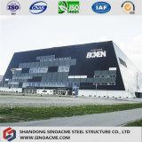 Estrutura de aço prefabricadas Sinoacme Sports Centre