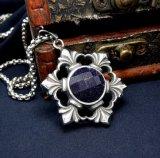 Тип пар кристаллический ожерелья ювелирных изделий способа привесной Titanium стальной