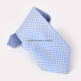 Cravatta tessuta su ordine degli uomini del commercio all'ingrosso del legame di seta di alta qualità 100%