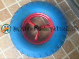 Roda colorida do plutônio do sólido com material da espuma do plutônio (16*4.00-8)