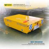 ISO Carrinho de bogie de Transferência Elétrica motorizada na oficina