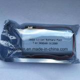 7.4V Pak van de Batterij van 3400mAhLi het Ionen voor Medische Apparaten