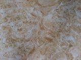 Azulejo de suelo de Foshan, 800*800m m, azulejo de suelo Polished por completo esmaltado de la porcelana, azulejo de suelo de cerámica de la copia de mármol H8012