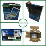 Коробка коробки гофрированной бумага e каннелюру для упаковывать камеры