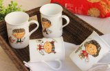 Migliore tazza di ceramica di vendita dei prodotti con il contenitore di regalo della finestra