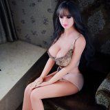 Silikon-Geschlechts-Puppe-lebensechte erwachsene Liebes-Puppen für Mann