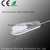 부엌을%s DC12V SMD3825 IR 센서 LED 내각 빛