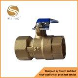 Control de la reductora de presión de la válvula de bola de latón para agua