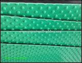 Esteira de borracha do parafuso prisioneiro pequeno, revestimento antiderrapante, folha de borracha antiderrapante