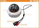 De Camera van kabeltelevisie IP met Poe 1/3 CMOS de Camera 1024p 1.3MP van kabeltelevisie met de Camera van de Veiligheid van het Bewijs van de Vandaal van de Koepel van de Sensor van Sony