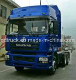 SHACMAN utilizadas camiones tractores F2000, Pesado del carro del tractor 6X4