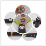 재충전용 반대로 모기 함정 살인자 Swatter 박쥐, LED&Torch를 가진 Eco-Friendly 곤충 Zapper