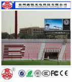 Alluminio di fusione sotto pressione esterno certificato qualità della visualizzazione di P5 LED con il prezzo di fabbrica