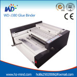 Máquina obligatoria del pegamento del pegamento perfecto automático de la carpeta (WD-J380)