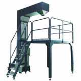 Fexible Abdachungs-Förderanlagen-Systems-Aufzug-Förderanlage