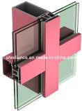 Profili di alluminio/di alluminio dell'espulsione per il profilo della finestra (RAL-597)