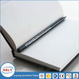 Caderno de papel de pedra de papel da rocha