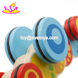 Новые Самые смешные деревянные потяните вдоль Caterpillar игрушка для вашего малыша W05b164