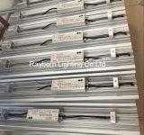 Indicatore luminoso della baia del soffitto lineare del coperchio IP65 LED del PC di Alumium alto