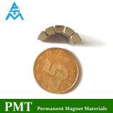 N40h R12xr9X7 Arc Редкоземельные магнит с помощью магнитного материала NdFeB