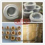 Kupfernes Isoliergefäß für Klimaanlage aussondern