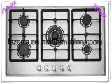Küche-Geräten-Edelstahl-Gas-Gewindebohrer-Gas Cooktop Jzs85205