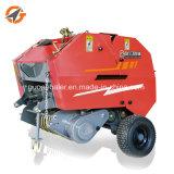 Do equipamento pequeno da maquinaria da agricultura da tecnologia mini prensa redonda de cultivo esperta