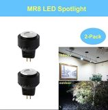 Proyector de la lámpara LED Mr8 de Dimmable para el CREE al aire libre LED de la iluminación del paisaje