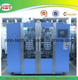 Machine en plastique automatique de soufflage de corps creux de pp