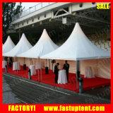 Tenda di alluminio del culmine di cerimonia nuziale del blocco per grafici del Pagoda impermeabile