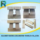 O diamante viu as lâminas para o granito, mármore, cerâmico, pedras
