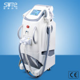 Qualidade 3 de Sume em 1 máquina permanente do salão de beleza da beleza da remoção do cabelo do laser Elight IPL RF do ND YAG
