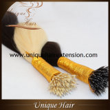 Estensioni Nano europee dei capelli di punta di Remy