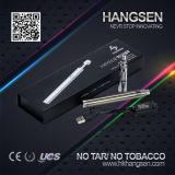 Hangsen e Cigarette с Tip Glass Drip и Bottom Changeable Dual Coil, Vaporizer