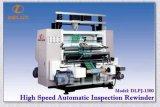 Inspection automatique à grande vitesse Rewinder (DLPJ-1300D)