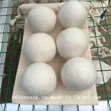 高品質のウールのドライヤーの球は衣類を柔らかくする