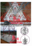 Three-Legged Angular Telecom Towers