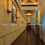 Wasserdichte WPC Wand für Wand-Entwurf 9 (W9)