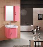 PVC浴室用キャビネットのSanitarywareの浴室の虚栄心(W-177)