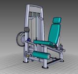 Máquina popular dos esportes/onda de pé propensa (SS02)