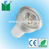 Foco LED de alta potência (GU10-4W)