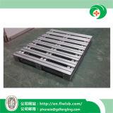Bandeja de aluminio personalizada para almacenamiento en almacén con aprobación Ce