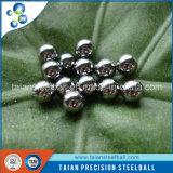 Sphère en acier au carbone en acier inoxydable chromé