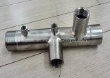 冷たい締める多岐管の等しいサイズのステンレス鋼