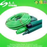 Tuyau en tuyau flexible d'aspiration en plastique flexible coloré