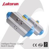 Pneumatische Actuator van het Acteren van de Legering van het aluminium Dubbelwerkende/Enige