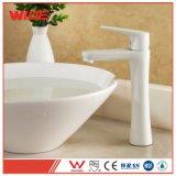 Rubinetto d'ottone bianco del dispersore dell'imbarcazione della stanza da bagno di vendita calda dal fornitore della Cina